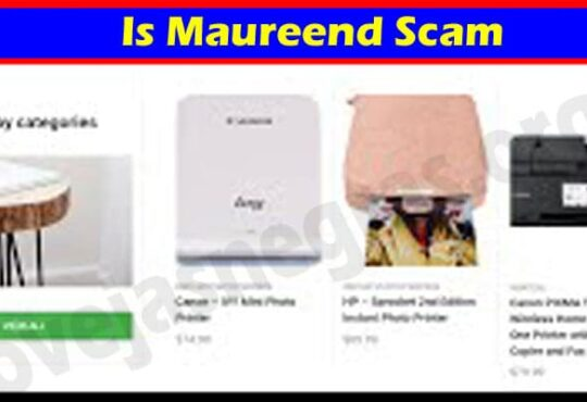 Is Maureend Scam (Aug 2021) Consider All The Reviews!